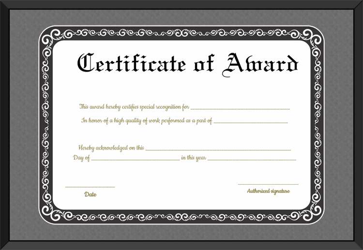 Best performance award certificate template download options for best performance award certificate template yadclub Image collections