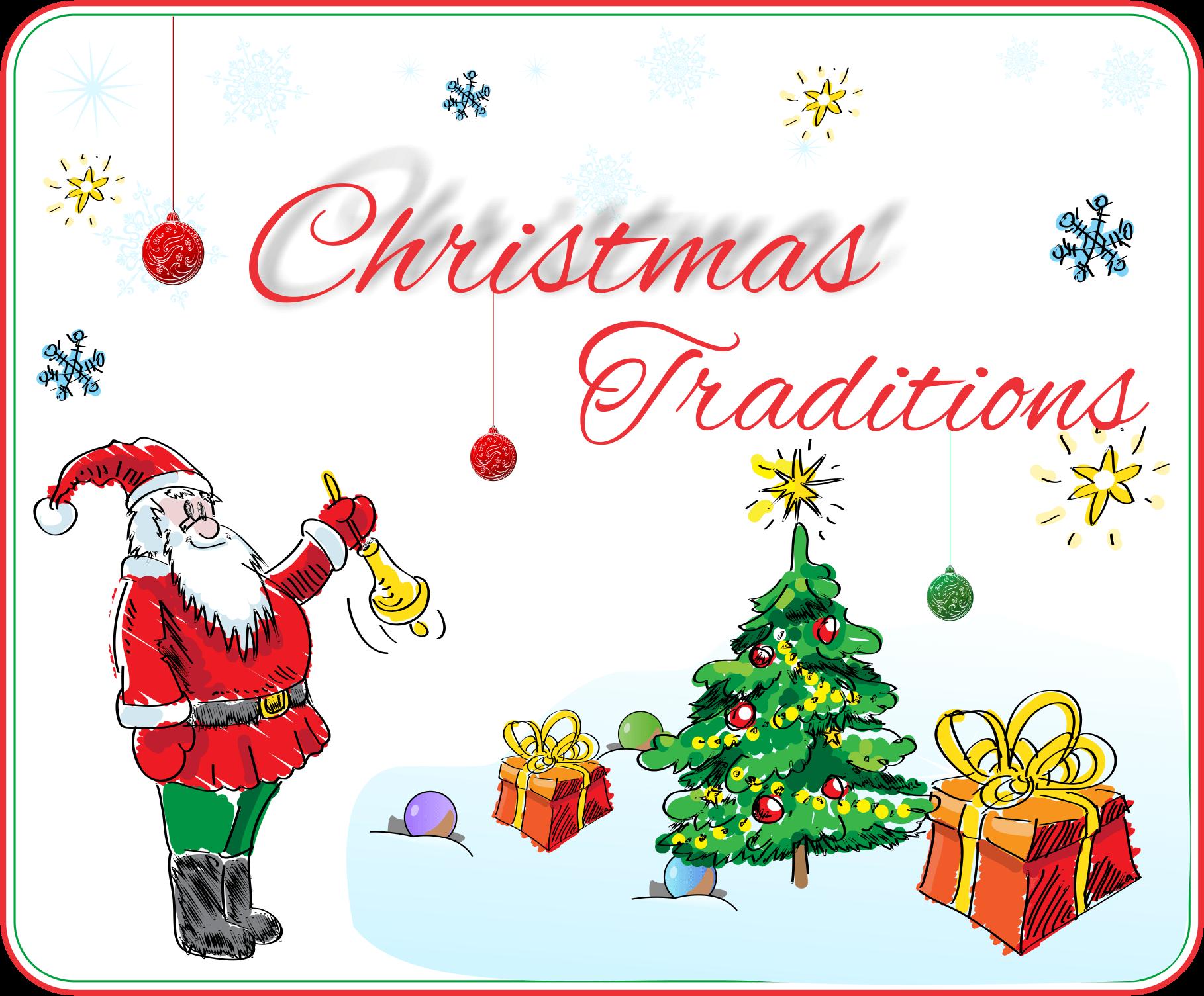 Make Christmas traditions