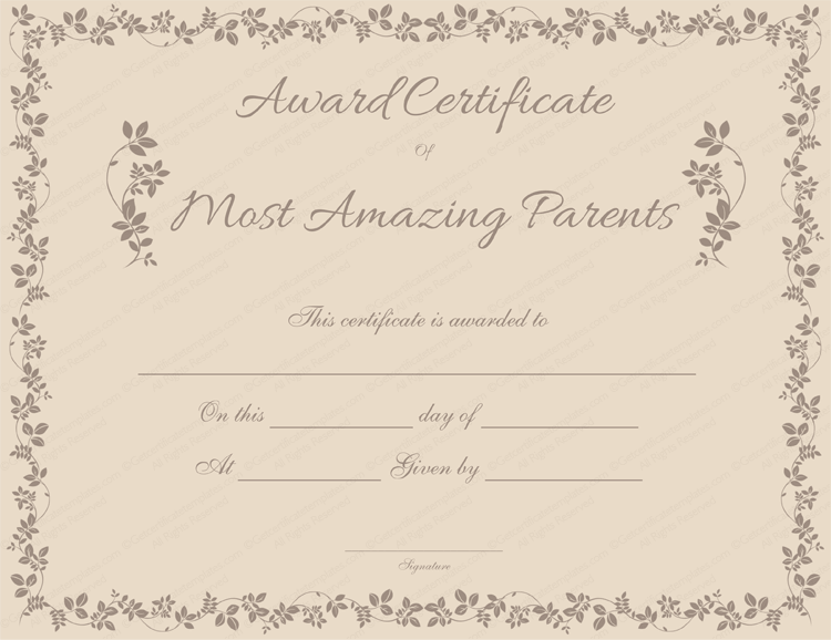 Most-Amazing-Parents-Award-Certificate-Template(1)