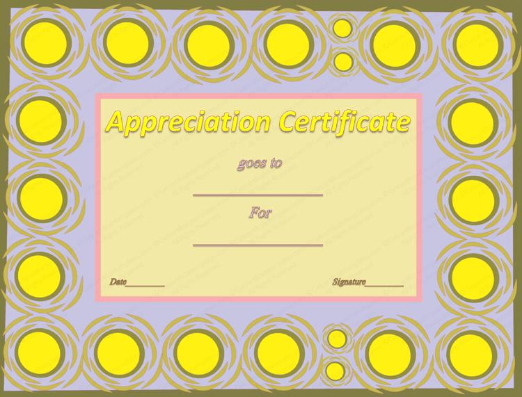 Sun-Balls-Frame-Award-Certificate-Template