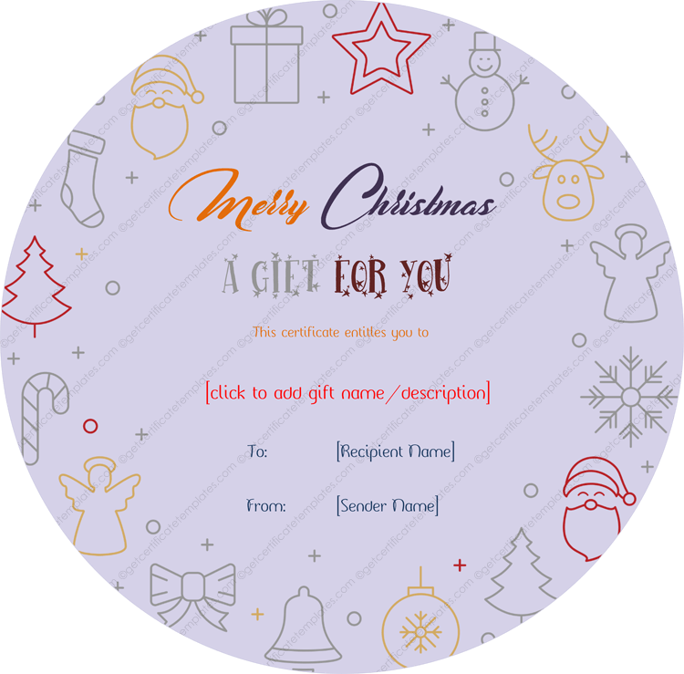 Christmas-Rounds-Gift-Template