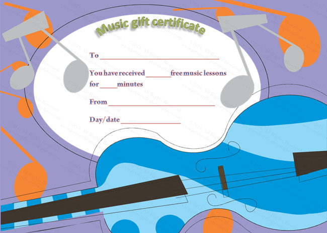 free templates for gift vouchers