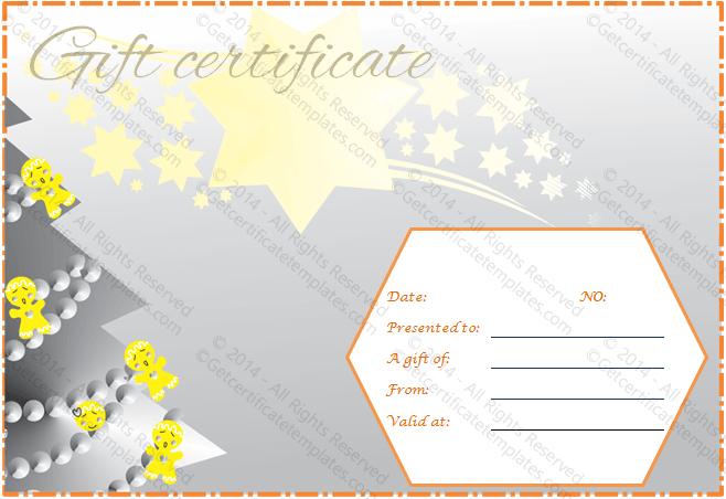 Stars gift certificate template rising stars gift certificate template yelopaper Choice Image