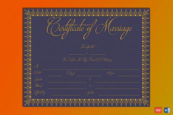 Fake Marriage Certificate Maker App