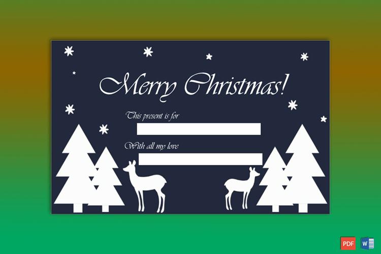 Christmas-Gift-Tag-Template-Deer-2