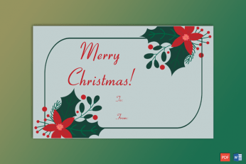 Christmas-Gift-Tag-Template-Flower-2