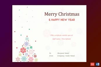 Christmas-Gift-Certificate-(Christmas-Tree-Design)-2