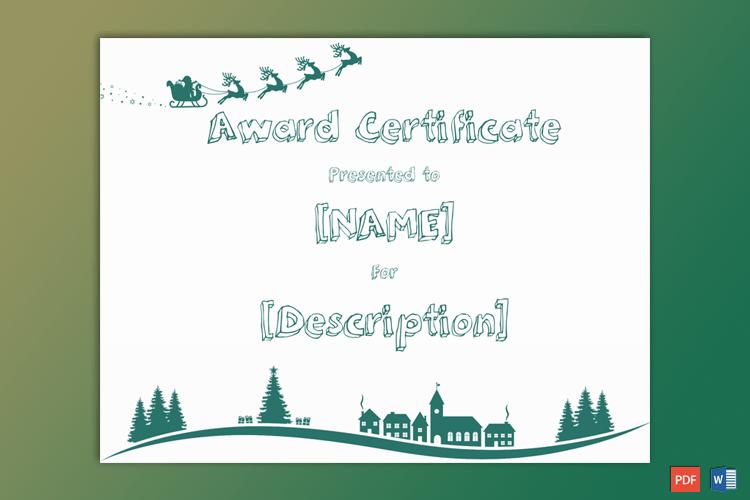 Sample-of-Christmas-Gift-Certificate-2