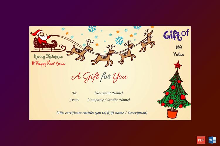 Christmas-Gift-Certificate-Template-Flying-Santa-1873