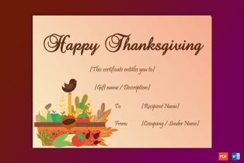 Thanksgiving-Gift-Certificate-Template-(Basket,-#5614)-pr