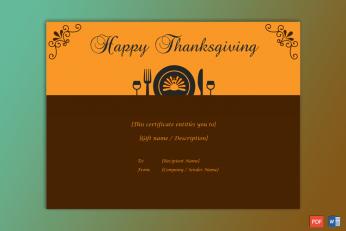 Thanksgiving-Gift-Certificate-Template-(Beautiful,-#5624)-PR