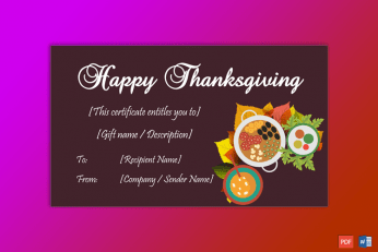 Thanksgiving-Gift-Certificate-Template-(Maroon,-#5601)