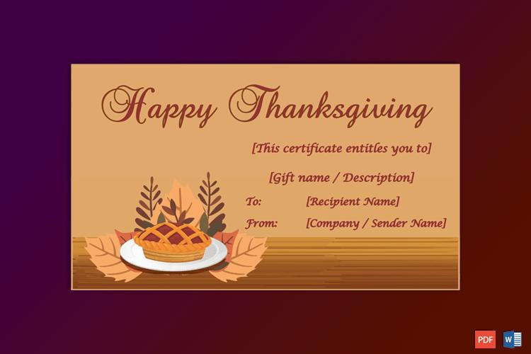 Thanksgiving-Gift-Certificate-Template-(Pumpkin-Pie,-#5595)-pr