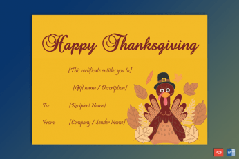 Thanksgiving-Gift-Certificate-Template-(Yellow,-#5612)-PR