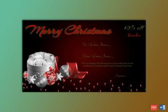 Christmas-Gift-Certificate-Template-Silver-Themed-Ornaments-pr