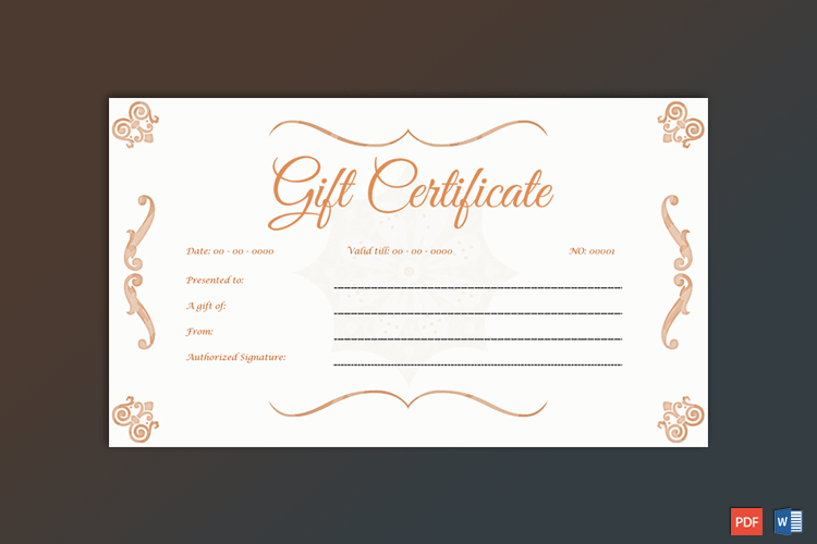 Voucher Template Excel