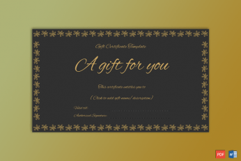 Gift-Certificate-(Flower-Border)
