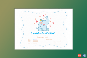 Birth-Certificate-Template---Elephant-Themed-pr