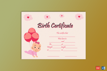 Birth-Certificate-Template-(Ballons,-#4353)-pr
