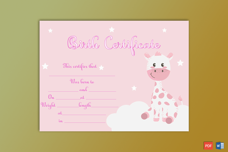 Birth-Certificate-Template-(Girraffe)-pr