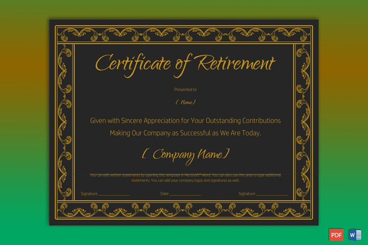 Blank-Certificate-of-Retirement-(#928)-Preview