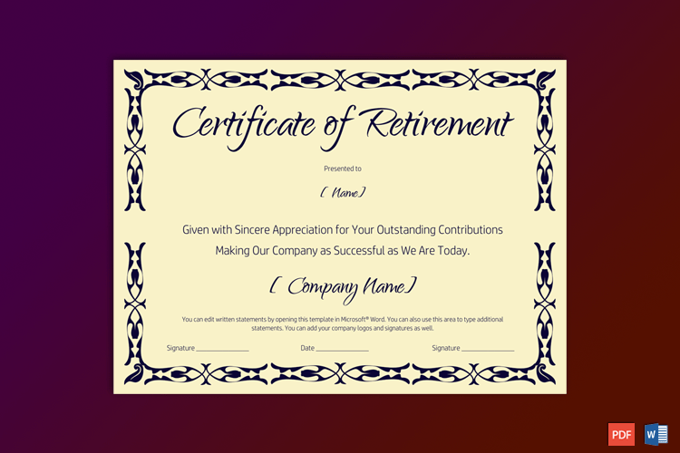 Certificate-of-Retirement-(#927)-Preview