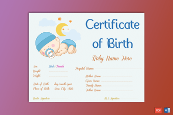 Sleeping-Baby-Theme-Birth-Certificate-pr